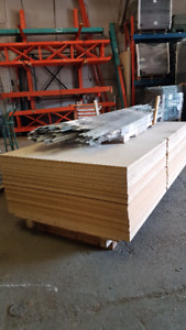 "USED - Particle Board 5/8"" - Excellent shape"