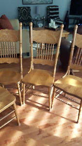 Kitchen Table Chairs - 4