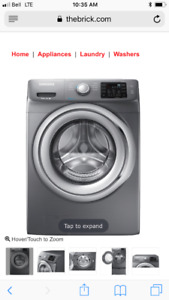 Samsung washer , works perfect . About a year old . 500obo