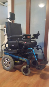 Invacare Torque SP power Wheelchair
