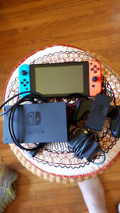 - Selling - Nintendo Switch - Excellent Condition - $350 -
