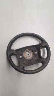 Ford Falcon Leather Steering Wheel - BF/BA Perth Perth City Area Preview