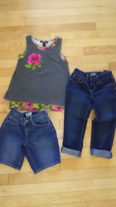 Girls Clothes size7