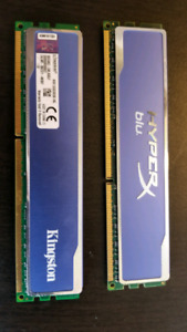 Kingston HyperX Blu 4gig Ram 1333mhz