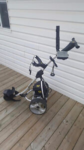 """Golf caddy bat caddy x3 and accessories  """"REDUCED"""" Kitchener / Waterloo Kitchener Area image 1"""