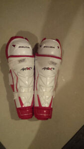 Bauer APX2 Shin Pads Peterborough Peterborough Area image 1
