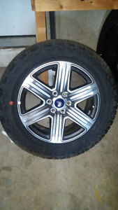 Brand new f150 rims and tires