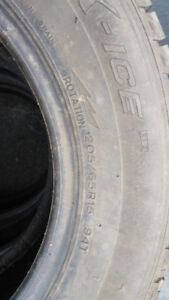 Michelin X ice snow tire  205 65R15 94T