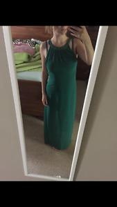 Formal dress open back