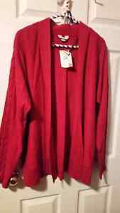 Soft cable sweater 2XL