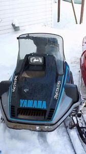 2 SLEDS-Running Great. Make best offer (s) Peterborough Peterborough Area image 1
