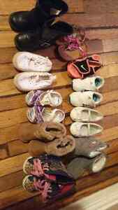 10 pairs of shoes and boots, sneakers St. John's Newfoundland image 1