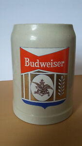German Stoneware Beer Steins (1970s) and one Avon Stein (1980)