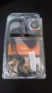 Timex heart rate monitor