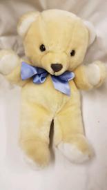 Soft Toy Beige Cuddly Bear
