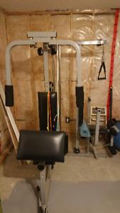 Universal Home Gym