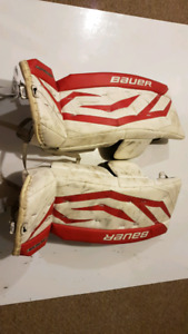 bauer supreme one90 goalie pass 29+1