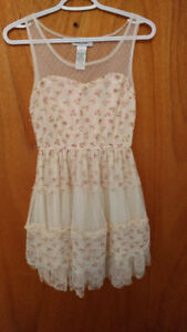 8 Like New Brand Name Dresses sizes Small-Large