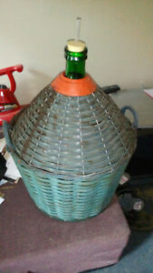 55L bottle for making wine