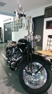 Harley Davidson  Softail Springer Classic FLSTSCI