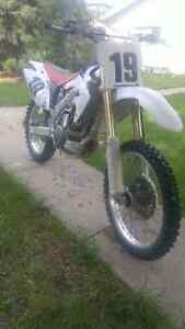2007 cry 450
