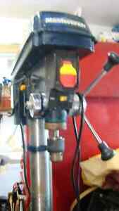 MASTERCRAFT BENCH DRILL PRESS Campbell River Comox Valley Area image 2