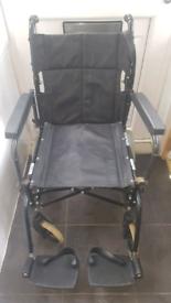 Ben wheelchair