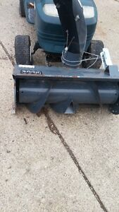 Sears Snowblower and Tractor