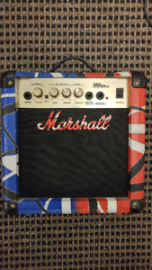 Marshall MG10CD--Custom VH Paint