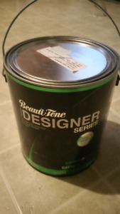 1 Gallon paint-never used