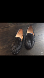 Christian Louboutin Loafers with spikes