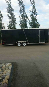2013 Enclosed Hauler Trailer 2013 (8.5 x 24ft)