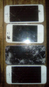 iphons,tablets, laptop, n all that fun stuff for parts n stuff