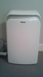 Portable air conditioner, like new, $300