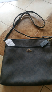 Authentic Coach crossbody purse brand new with tag