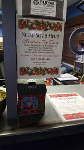 Crushing for a Cause Christmas Edition - now until December 17th Kawartha Lakes Peterborough Area image 4