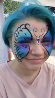 Face painting, Bling, or body art Parties & Events