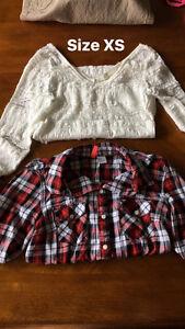 Women's/Teens clothing! (Xsmall-medium)
