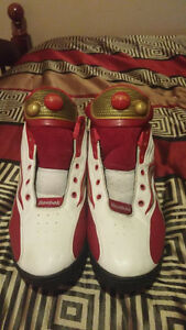 reebok football cleats size 12