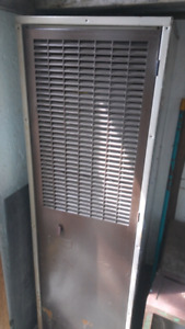 SMALL oil furnace