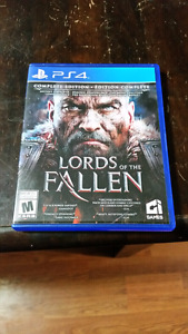 PS4 - Lord of the Fallen