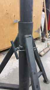 Folding and nonfolding pipestands  Strathcona County Edmonton Area image 6