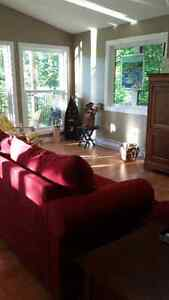 2 bedroom Waterfront Cottage for Rent on the Rideau CanalSystem Kingston Kingston Area image 2