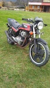 1981 Honda CB400T Hawk28000ks