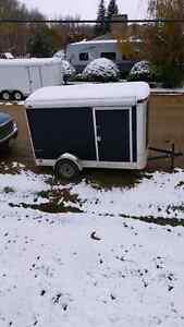 2013 enclosed trailer