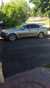 2004 BMW 545i REDUCED LOW KM NEW TIRES BRAKES MUST SEE CONDITION