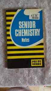 Senior Chemistry Notes