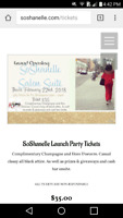 Salon Grand Opening Party!