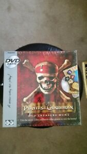 Pirates of Caribbean DVD game - never opened