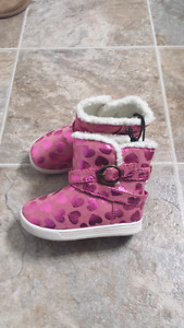 Brand new girls boots size 8.  Toddler size